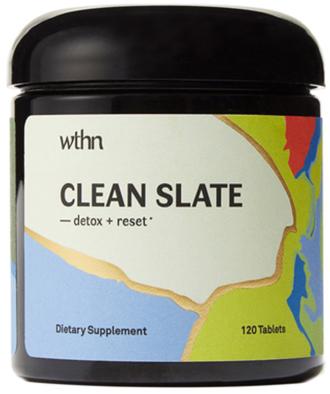 WTHN CLEAN SLATE goop, $45