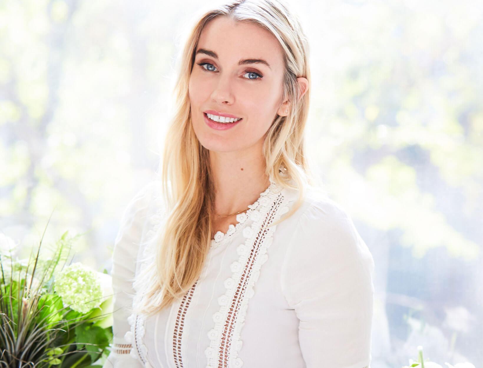 Whitney Tingle, cofounder and co-CEO of Sakara Life