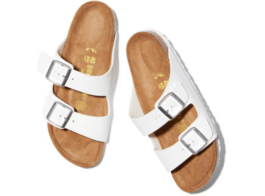 Birkenstock sandals goop, $100