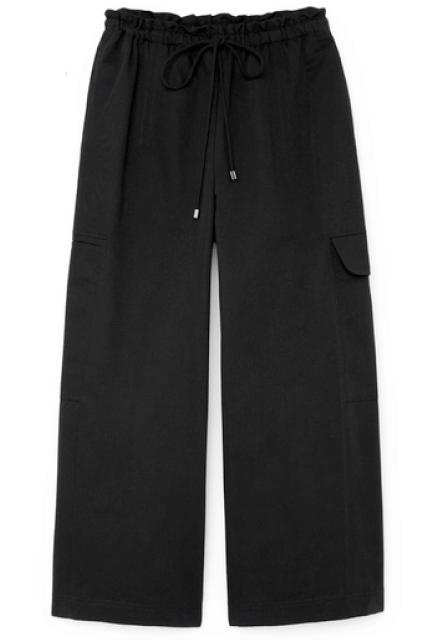 G.Label Demi Wide-Leg Drawstring Cargo Pants