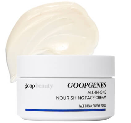 goop Beauty GOOPGENES All-in-One Nourishing Face Cream, goop, $95/$86 with subscription