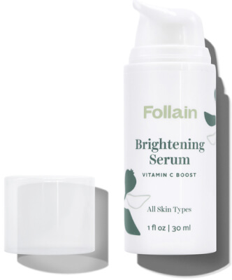 Follain Brightening Serum goop, $38