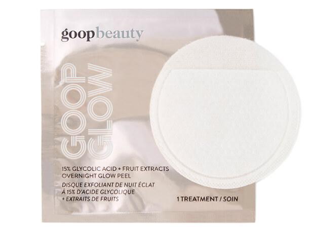 goop Beauty GOOPGLOW 15% Glycolic Acid Overnight Glow Peel, goop, $125/$112 with subscription