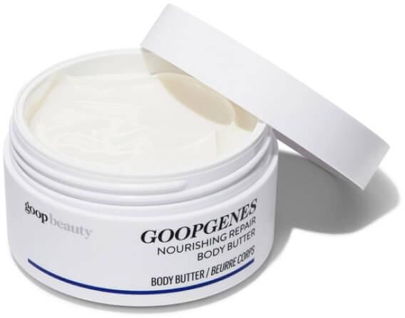 goop Beauty GOOPGENES Nourishing Replair Body Butter, goop, $55/$50 with subscription
