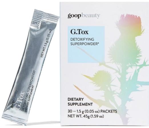 goop Beauty G.TOX DETOXIFYING SUPERPOWDER