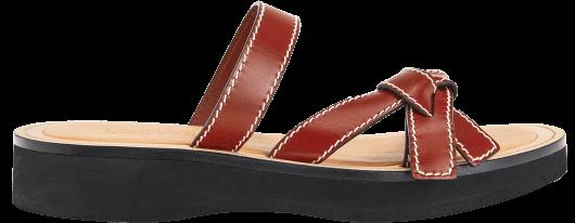 Loewe sandal Loewe, $690