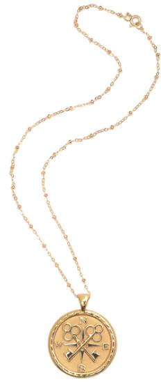 Jane Win necklace goop, $278