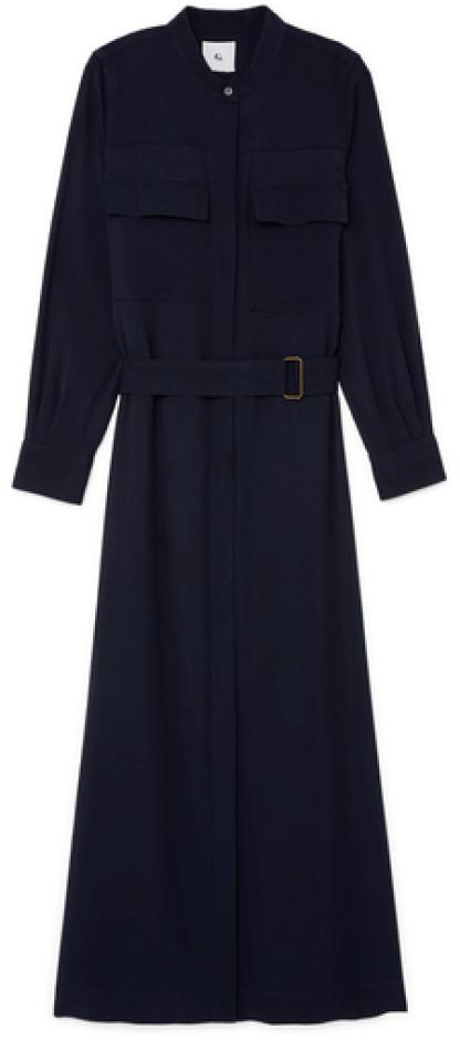 G. Label Raffa Midlength Shirtdress goop, $595