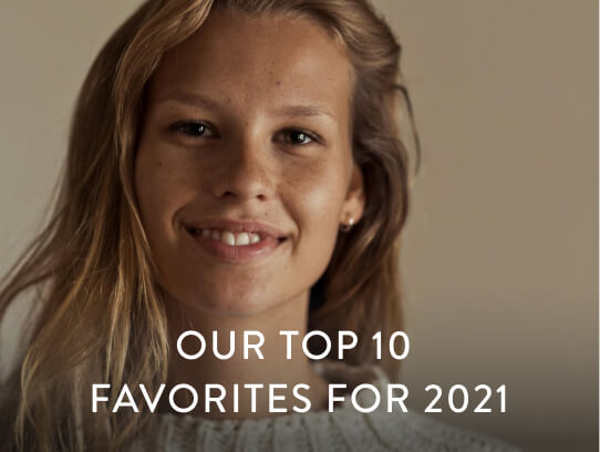 Our Top 10 Favorites for 2021