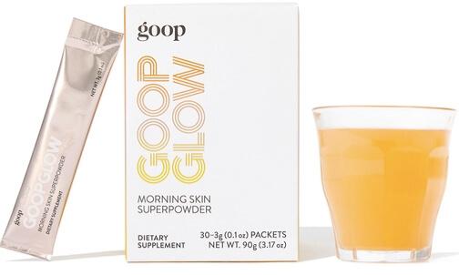 goop Beauty GOOPGLOW Morning Skin Superpowder goop, $60/$55