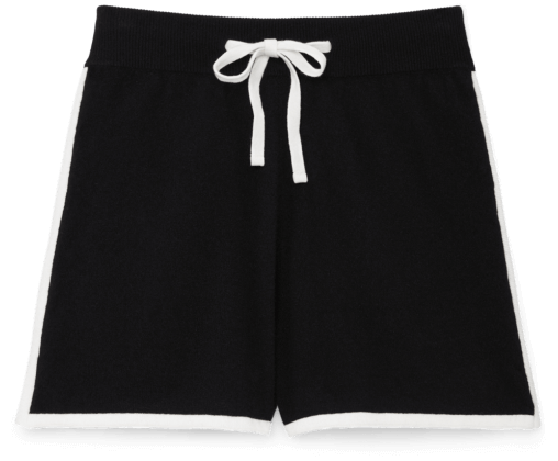 G. LABEL Harned Sweater Shorts, goop, $395