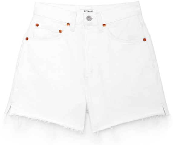 RE/DONE SHORTS, goop, $195