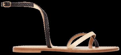 goop x Amanu Sandals