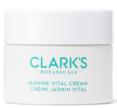 goop Beauty GOOPGLOW Microderm Instant Glow ExfoliatorClark's Botanicals Jasmine Vital Cream
