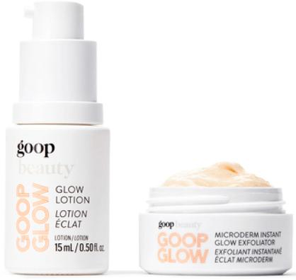GOOP BEAUTY GOOPGLOW Glowing Skin Duo, goop, $48