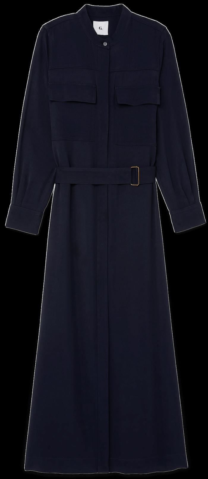 Mr. Label dress of medium length Raffa