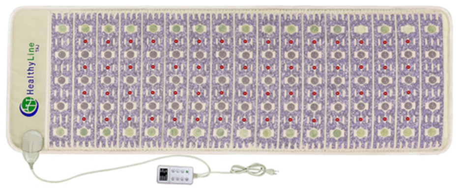 HealthyLine Gemstone Heat Therapy Mat