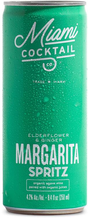 Miami Cocktail Margarita Spritz