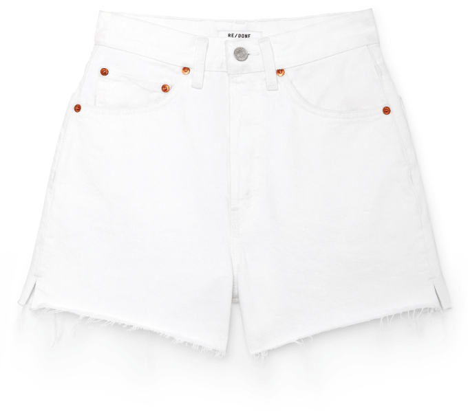 RE / DONE shorts