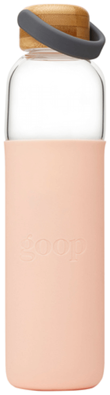 SOMA goop Glass Water Bottle