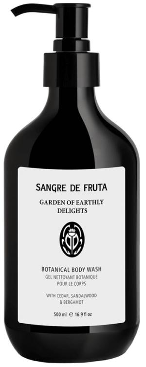 Sangre de Fruta Garden of Earthly Delights Botanical Body Wash