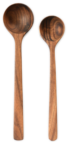 Connected Goods Acacia Wooden Spoon Set