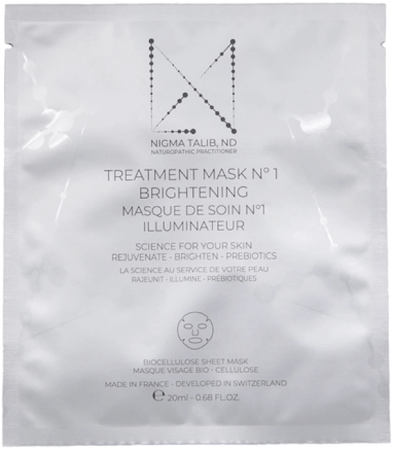 Dr. Nigma Treatment Mask No. 1, goop, $120