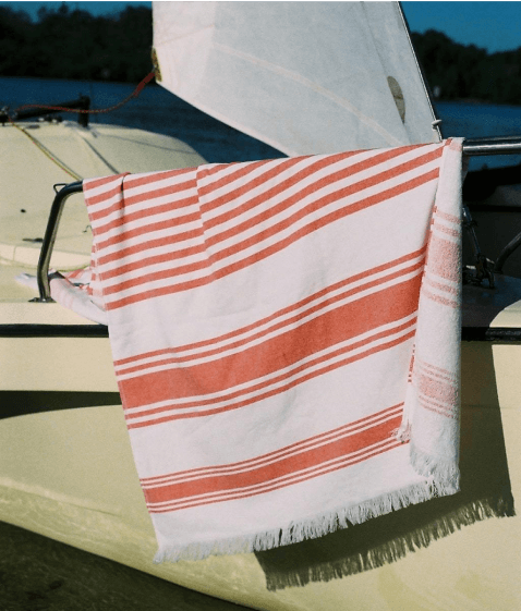The Beach People Towel