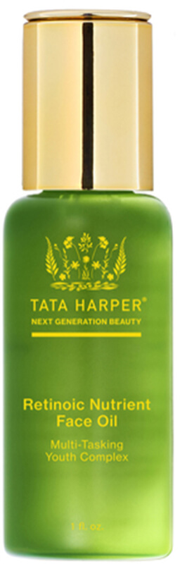 Tata Harper retinoic nourishing face oil