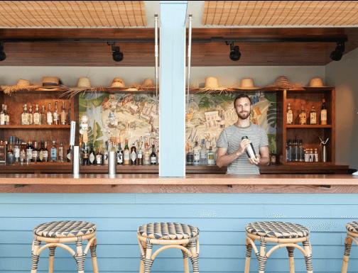 The Chloe restaurant and bar