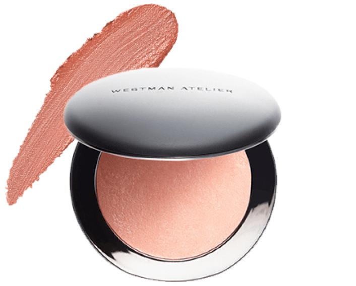 Westman Atelier Super Loaded Tinted Highlighter in Peau de Rose