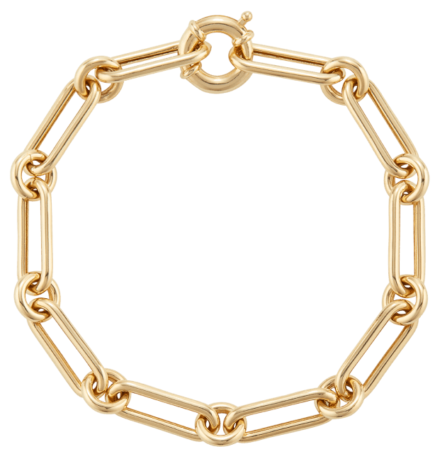 Elliott Assorted Link Bracelet G. Label, $1,500
