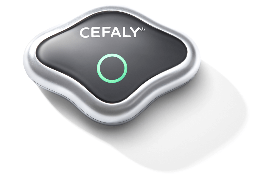 CEFALY Migraine Treatment and Prevention Kit