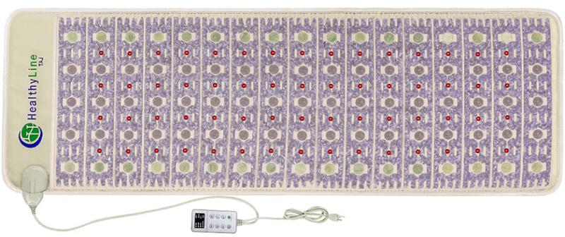 Healthyline Gemstone Therapy Mat,goop,$1049