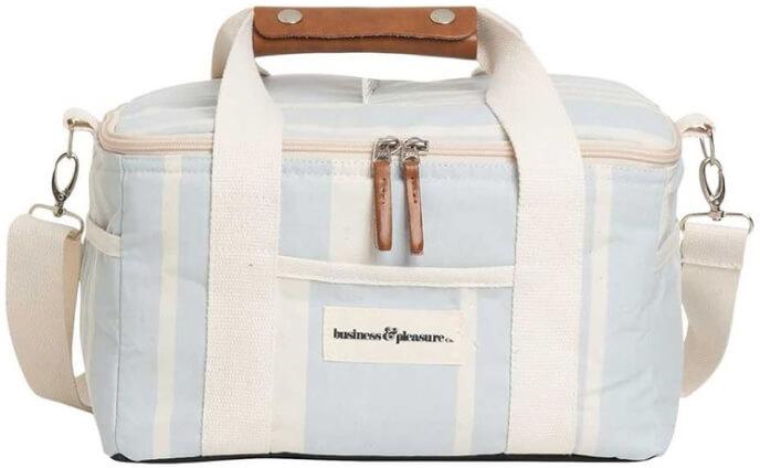 Business and Pleasure The Premium Cooler Bag goop, $79