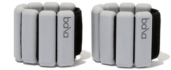Bullet Weighted Wrist Bracelets