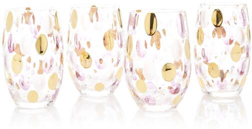 Moda Domus Set-of-4 Glasses Moda Operandi, $195