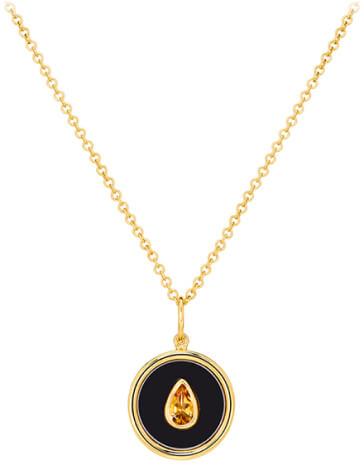 Sauer Birthstone necklace goop, $1,550