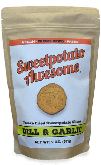 Sweetpotato Awesome Dill and Garlic