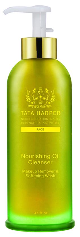 Tata Harper nourishing cleansing oil