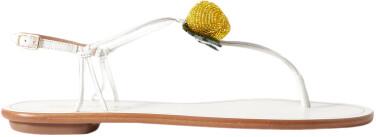Aquazzara sandals Net-A-Porter, $595