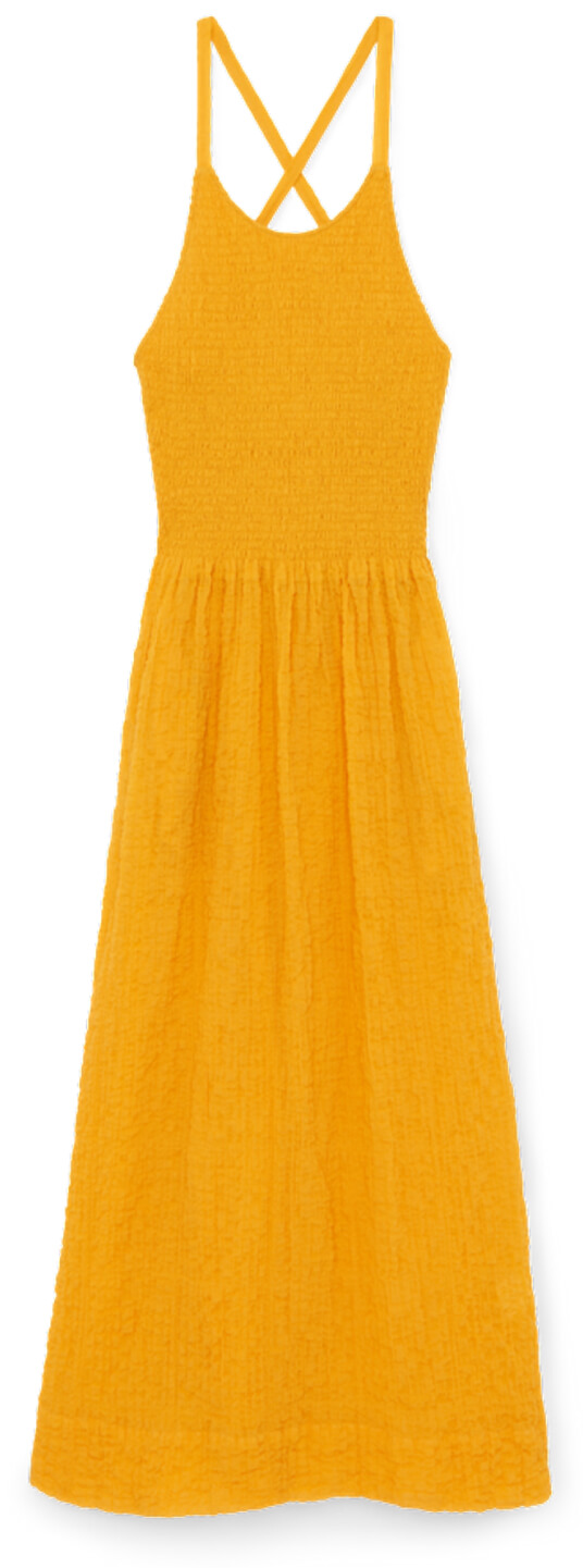 Three Graces Dress goop, $736