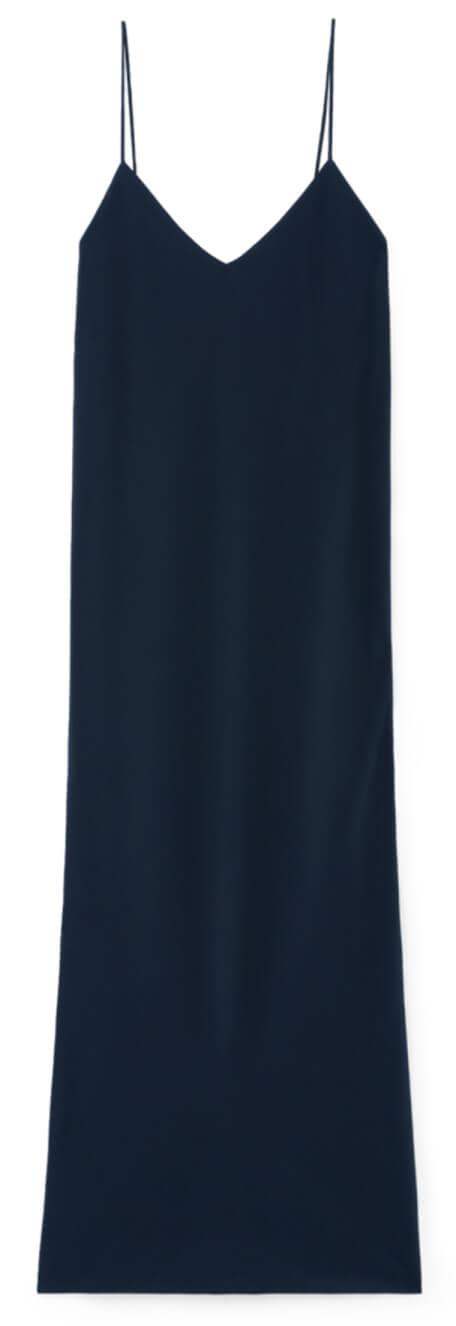 G. Label Mass Slip Dress goop, $525