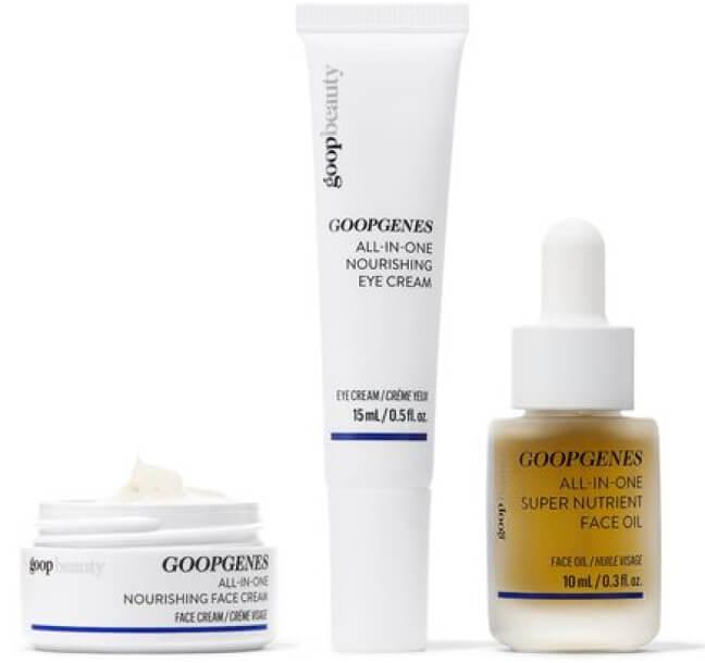 Goop Beauty All-in-one NOurishing SKincare kit