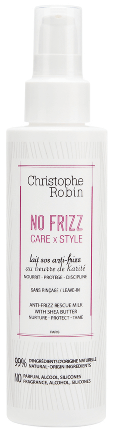 Christophe Robin Anti-Frizz Rescue Milk with Shea Butter, goop, $35