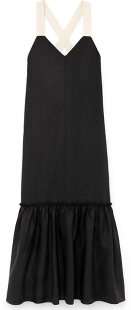 G.Label Nejame Open Back Maxi dress, $595