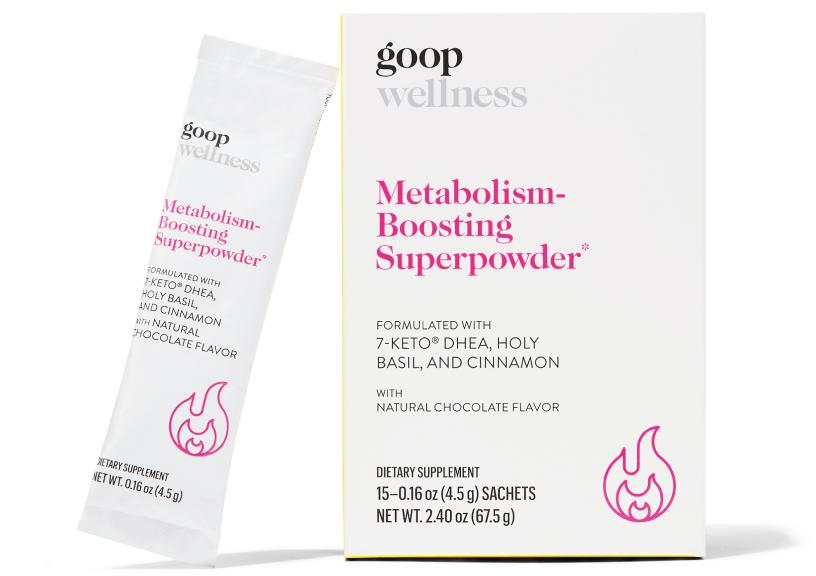etabolism-Boosting Superpowder