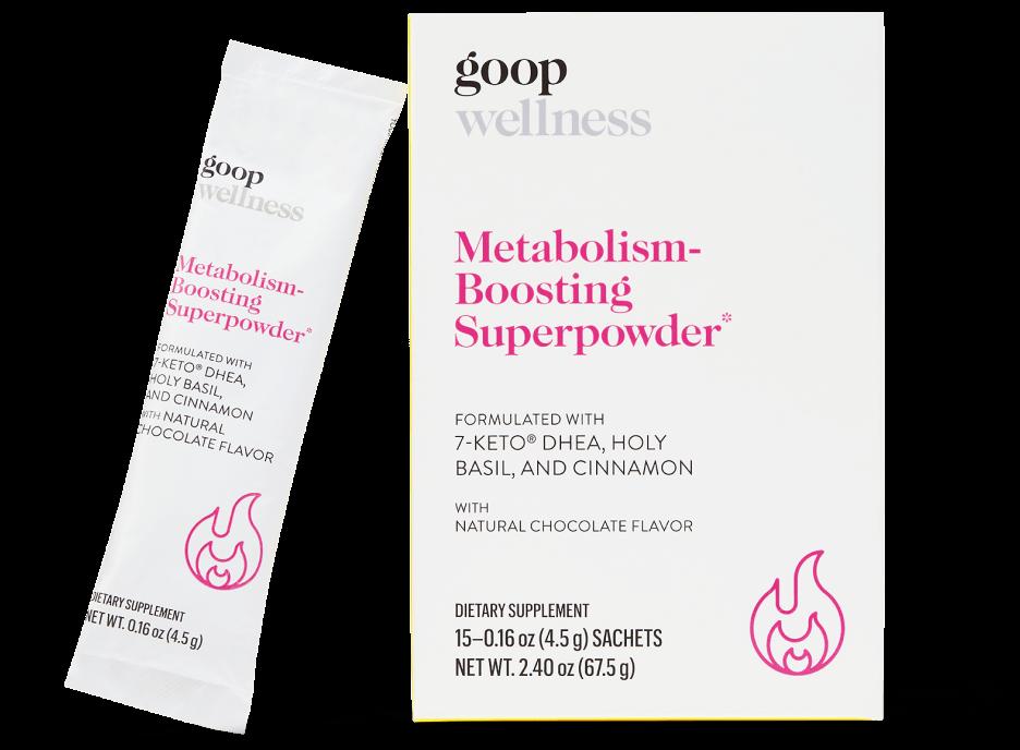 goop Wellness Metabolism-Boosting Superpowder