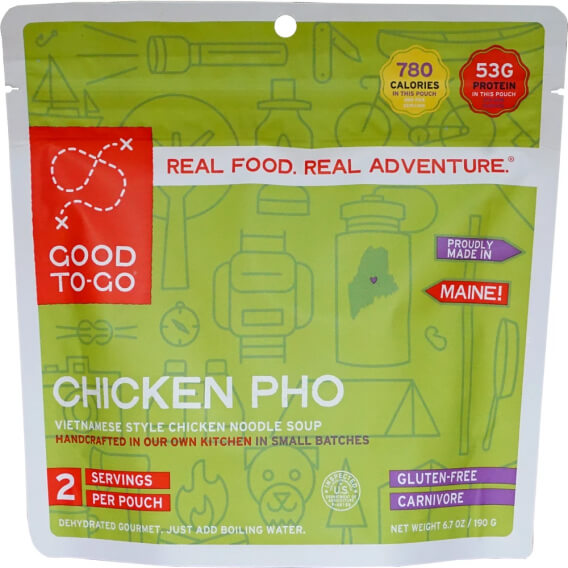 Good chicken Pho