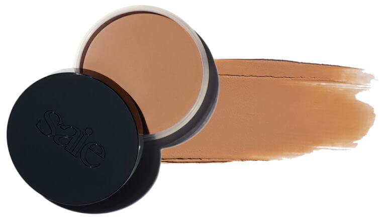 Saie Sun Melt Natural Cream Bronzer